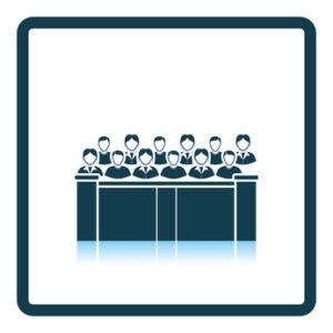 Trial-Presentation-300x300 Jury icon